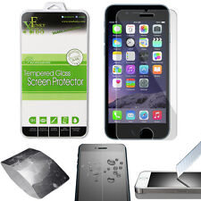 """REAL TEMPERED GLASS FILM LCD SCREEN PROTECTOR FOR APPLE IPHONE 6 (4.7"""")"""