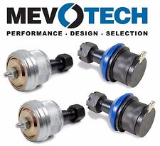 For Dodge Ram 2500 4WD Replacement 2 Upper & 2 Lower Ball Joints Kit Mevotech