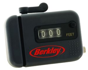 Berkley Fishing Accessories Clip on Fishing Line Counter Black BALC
