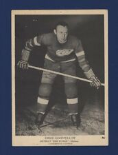 1939-40 O-Pee-Chee V301-1 Ebbie Goodfellow #66 Detroit Red Wings (5 X 7) !