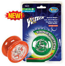 Britz Britz'n'Pieces BMA430 YoTech Triple Switch Level 3 YoYo Yo-Yo & Trick Book