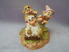 Royal Doulton Disney Showcase Grumpy's Bathtime Snow White Seven Dwarfs