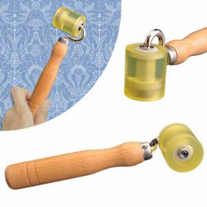 Flat Wallpaper Seam Roller Hand Home Decoration Pressure Heavy Roller DIY Tool