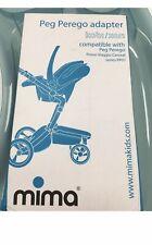 Mima kobi & xari Adaptadores Para Peg Perego Asiento de Coche Adaptador de asiento de coche