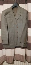 Canali MEN'S Tuta Taglia 54R (UK44) MADE IN ITALY