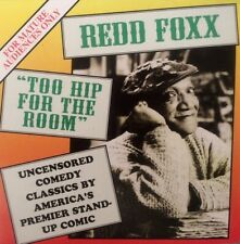 Redd Foxx  -  Too Hip For The Room  -  New Factory Sealed CD