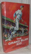 Duane Decker THE GRAND-SLAM KID First edition RARE 1964 Juvenile Baseball Novel