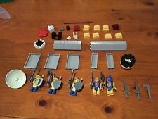 bulk lego (maybe?) parts and minifigs