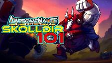 Awesomenauts Character DLC - Skolldir Region Free Steam Key (PC)