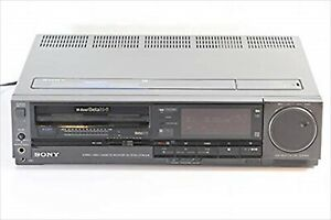 Used SL-HF900 High Band Beta Deck SONY Video Cassette Recorder from JAPAN