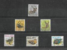 Malaui Fauna Valores del año 1971.75 (ET-90)