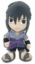 BRAND NEW Great Eastern GE-52726 NARUTO SHIPPUDEN - SASUKE PLUSH 8''
