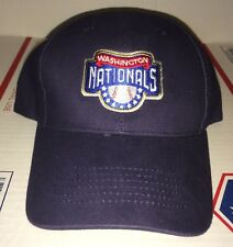 Washington NATIONALS baseball Cap Hat MY NetWork TV Channel 20 WDCA station FOX