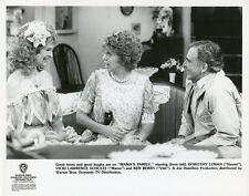 VICKI LAWRENCE KEN BERRY DOROTHY LYMAN MAMA'S FAMILY ORIGINAL 1989 NBC TV PHOTO