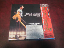 Live/1975-85 by BRUCE SPRINGSTEEN 5 CD JAPAN REPLICA TO THE ORIGINAL OBI BOX SET