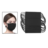50x Disposable Face Mask Nose Protecting Dustproof Haze Germs Filter Face Cover