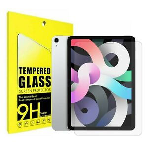 Tempered Glass Screen Protector For Apple iPad Air 10.9 inch 2020 4th Generation