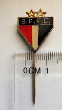 F C Sao Paulo old badge crest pin anstecknadel