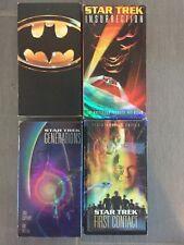 Star Trek & Batman Vintage VHS Lot