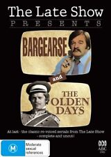 The Late Show - Bargearse & The Olden Days Double Feature (DVD, 2007)