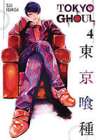 NEW Tokyo Ghoul, Vol. 4 By Sui Ishida Paperback Free Shipping