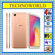"UNLOCKED OPPO A73 GOLD+4G LTE WIFI+6"" ANDROID 7.1+32GB+3GB RAM+FINGERPRINT"