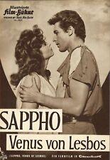 IFB 5635 | SAPPHO - VENUS VON LESBOS | Tina Louise, Kerwin Mathews | Top