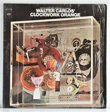 Walter Carlos.Lp.Clockwork Orange Columbia Kc-31480 In The Shrink Nm/Nm