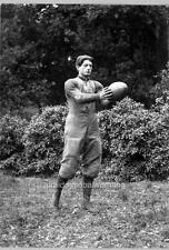 """Photo 1890s Univ Calif Berkeley """"Football - Kaarsberg"""""""
