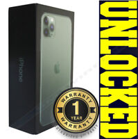 Apple iPhone 11 PRO MAX 64GB MIDNIGHT GREEN(FACTORY UNLOCKED) ALL CARRIERS❖O/B❖w