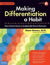 Making Differentiation a Habit : How to Ensure Success in Academically...