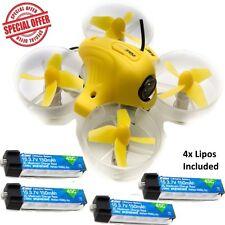 Blade BLH8580 Inductrix FPV BNF Mini Quadcopter / Micro Drone w/ 4x Lipo Battery