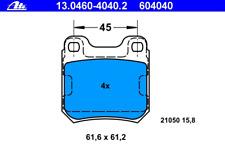 Bremsbelagsatz Scheibenbremse - ATE 13.0460-4040.2