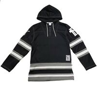 Puma Men's PUMA X BIG SEAN Hockey Jersey Hoodie Black 578643-01 c