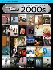 Songs of the 2000s The New Decade Series Sheet Music E-Z Play Today 000159576