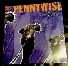 Pennywise - Unknown Road Orange Vinyl LP Exclusive Sealed