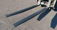 Gabelverlängerung Satz für Stapler Frontlader Zinkenverlängerung 200cm 80x40mm
