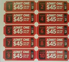 10 paintball tickets bargain