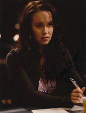 Television Alaina Huffman Sci Fi W/ Coa Signed 8x10 Autograph Photo Stargate Sgu1 Tv