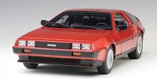 AUTOART DeLorean dmc-12 1981 Metallic Red 1:18 79918