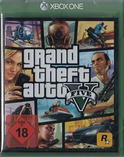 Grand Theft Auto V GTA 5 - für Microsoft Xbox One - NEU & OVP - Deutsche Version