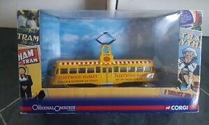 Corgi OM44011 Blackpool Brush Tram Fleetwood Market 1:76 Scale