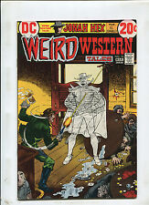 WEIRD WESTERN TALES #16 (9.0) HIGH GRADE JONAH HEX