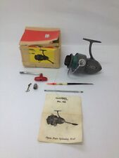 Vintage Gantel Foreign REGD No.4A Open Face Spinning Fishing Reel [BOX 009]