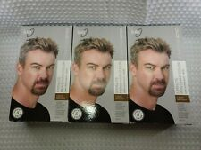 Ion Men's 5 Minute Hair Color Brilliance Light Brown (3-Pack) - NEW/SEALED