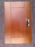 Tuscany Solid Cherry Frame Panel Kitchen Unit Cabinet Cupboard Door Shaker style