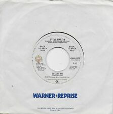 STEVE MARTIN  Excuse Me / King Tut 45