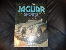 JAGUAR SPORTS, FROM AUTOCAR MAGAZINE, CHARTWELL BOOKS INC. 2ND EDITION 1980