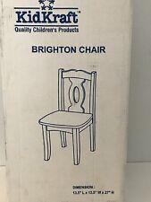 KidCraft Brighton Chair 16705 - Sage - Nib 5-8 Years