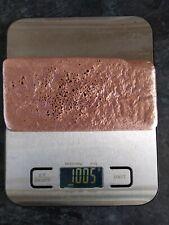 Copper Ingot/Bullion 1kg
